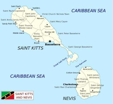 1264px-Saint_Kitts_and_Nevis,_administrative_divisions_-_en_-_monochrome.svg