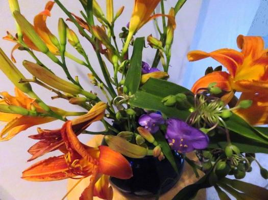 lilies and spiderwort 017 transformation