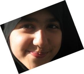 smiling muslim