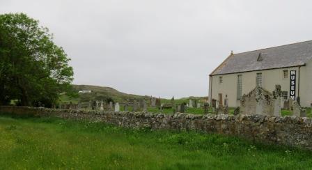 Scotland June 12 2019 Strathnaver Museum 1446C