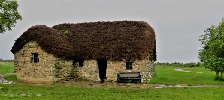 Brown Roof on Culloden Building