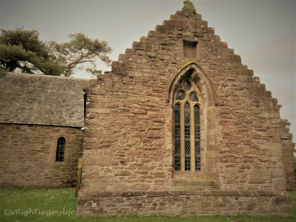 Brown Stone Scotland Church