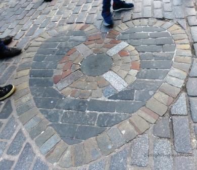 Edinburgh Scotland Heart