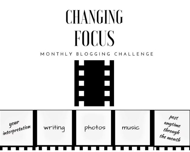 Changing Focus Blogging Challenge Badge Reminder
