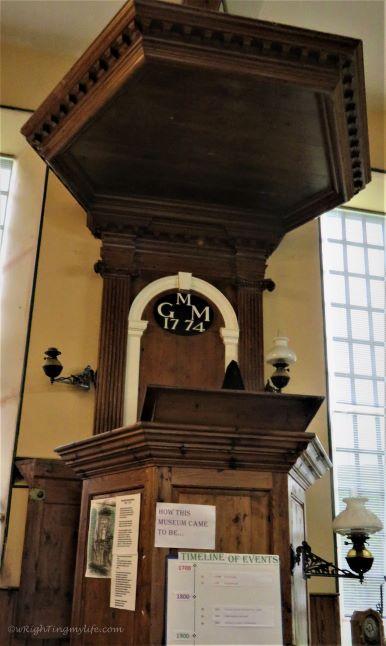 Pulpit-Strathnaver Museum