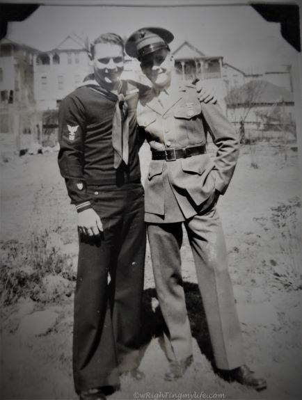 Sailor and Marine