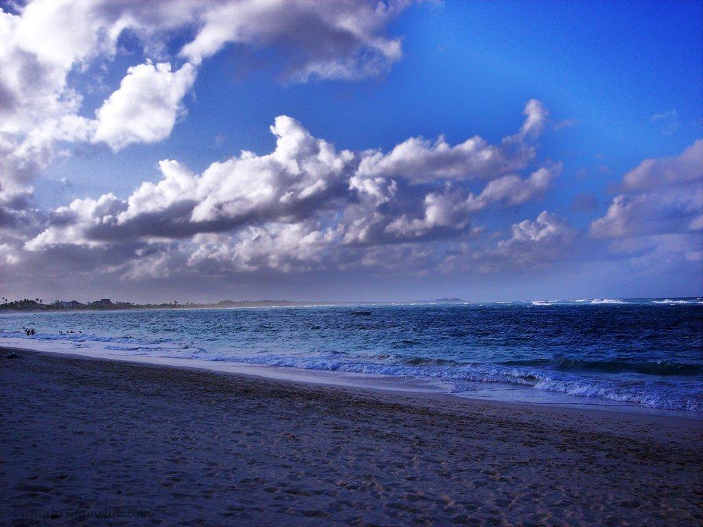 Magnificent Ocean Sky